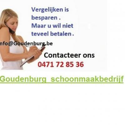 Goudenburg  Schoonmaakbedrijf
